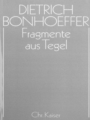 cover image of Fragmente aus  Tegel