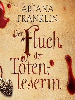 cover image of Der Fluch der Totenleserin