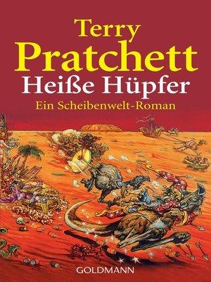 cover image of Heiße Hüpfer