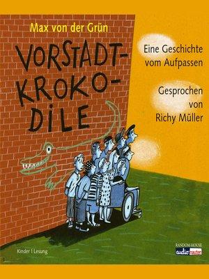 cover image of Vorstadtkrokodile