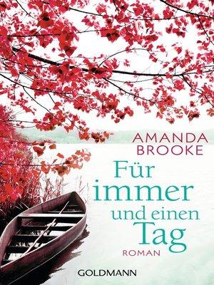 cover image of Für immer und einen Tag