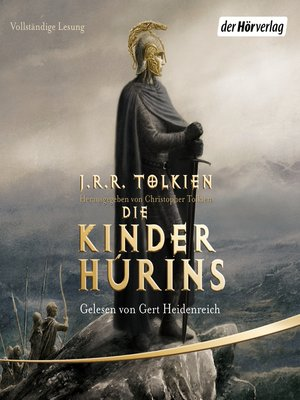 cover image of Die Kinder Húrins