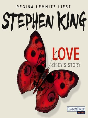 cover image of Love – Lisey's Story