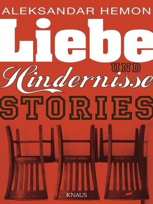 cover image of Liebe und Hindernisse