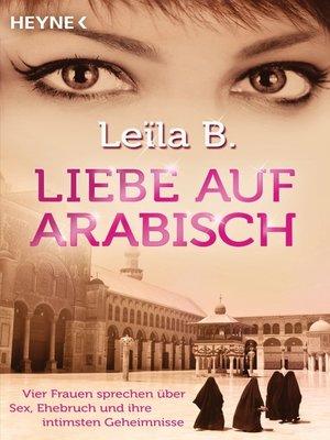 cover image of Liebe auf Arabisch
