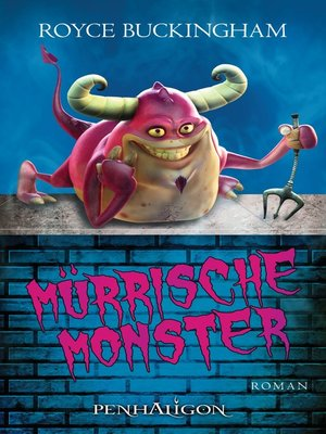 cover image of Mürrische Monster