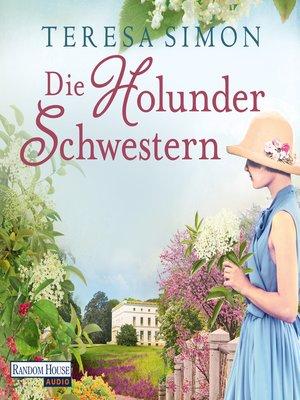 cover image of Die Holunderschwestern