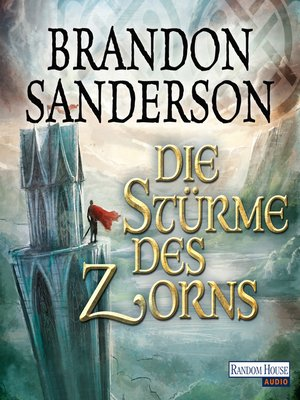 cover image of Die Stürme des Zorns