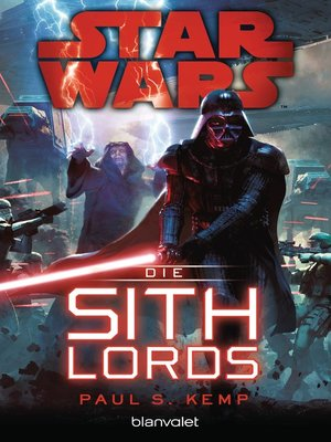 cover image of Star Wars<sup>TM</sup>--Die Sith-Lords