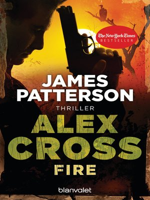 cover image of Fire--Alex Cross 14 -