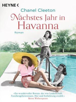 cover image of Nächstes Jahr in Havanna