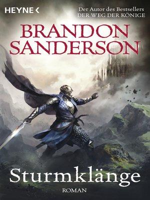 cover image of Sturmklänge