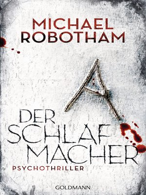 cover image of Der Schlafmacher