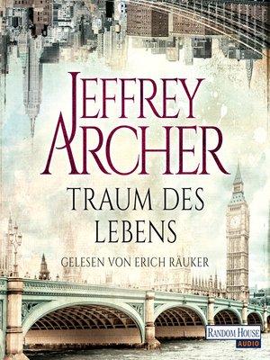 cover image of Traum des Lebens