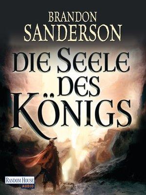 cover image of Die Seele des Königs