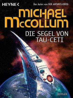 cover image of Die Segel von Tau Ceti