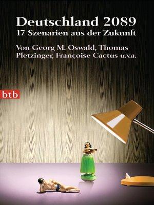 cover image of Deutschland 2089 -