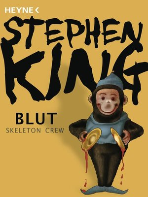 cover image of Blut--Skeleton Crew