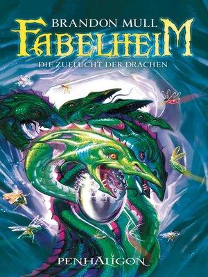 cover image of Die Zuflucht der Drachen