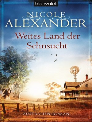 cover image of Weites Land der Sehnsucht