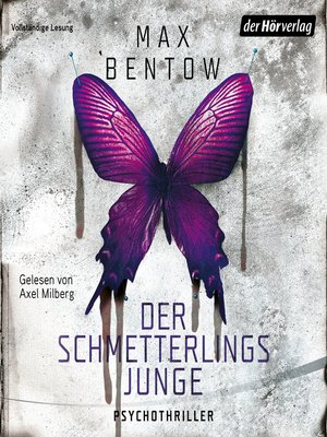 cover image of Der Schmetterlingsjunge