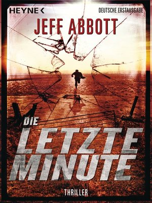 cover image of Die letzte Minute