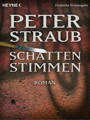 cover image of Schattenstimmen