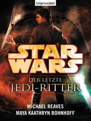 cover image of Star Wars<sup>TM</sup> Der letzte Jedi-Ritter
