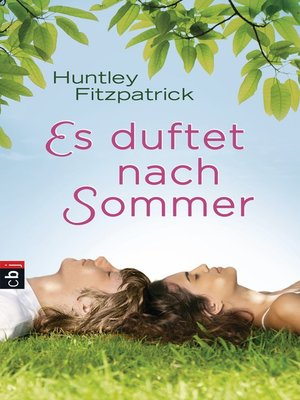 cover image of Es duftet nach Sommer