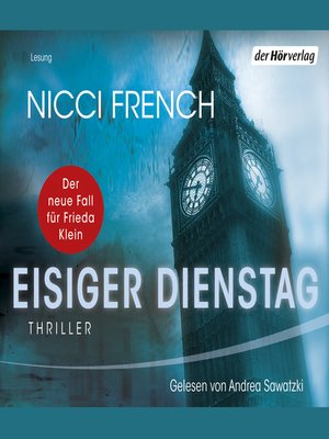 cover image of Eisiger Dienstag