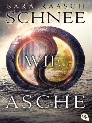cover image of Schnee wie Asche