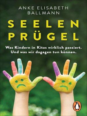 cover image of Seelenprügel