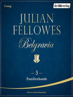 cover image of Familienbande