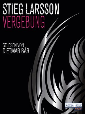 cover image of Vergebung