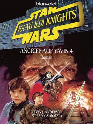 cover image of Star Wars. Young Jedi Knights 6. Angriff auf Yavin 4
