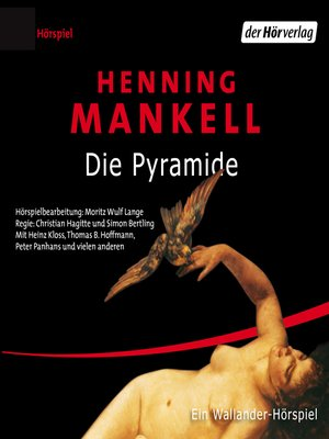 cover image of Die Pyramide