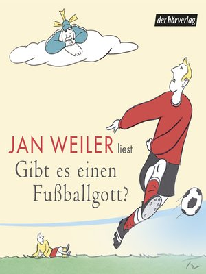 cover image of Gibt es einen Fußballgott?