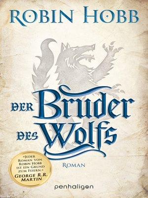 cover image of Der Bruder des Wolfs