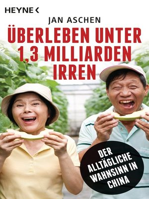 cover image of Überleben unter 1,3 Milliarden Irren