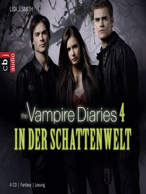 cover image of The Vampire Diaries