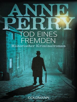 cover image of Tod eines Fremden