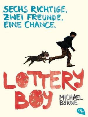 cover image of Lottery Boy