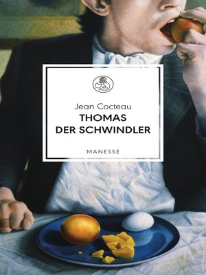 cover image of Thomas der Schwindler