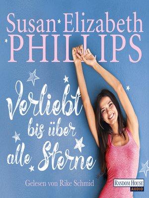 cover image of Verliebt bis über alle Sterne