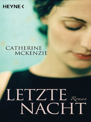 cover image of Letzte Nacht