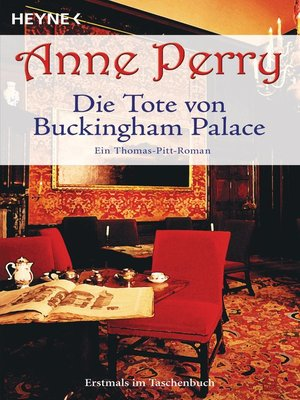 cover image of Die Tote von Buckingham Palace