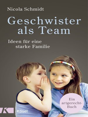 cover image of Geschwister als Team