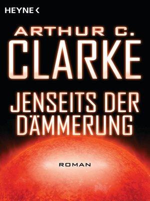 cover image of Jenseits der Dämmerung