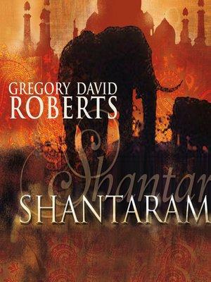 cover image of Shantaram