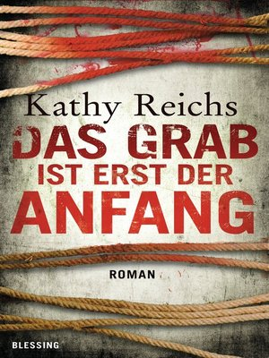 cover image of Das Grab ist erst der Anfang